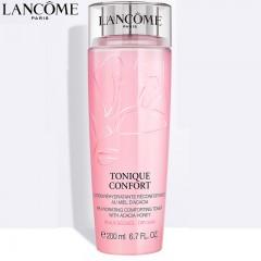 法国Lancome兰蔻 清滢玫瑰柔肤水 舒缓滋润粉水补水保湿温和爽肤200ml