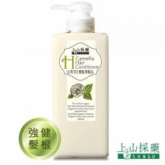 【1瓶装】台湾tsaio上山采药 山茶花护发素 有机无硅润发乳600ml 保税发货