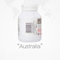澳洲Bio Island佰澳朗德 婴幼儿童宝宝补锌营养品咀嚼片120粒