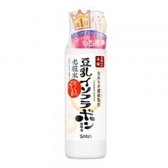 日本SANA莎娜 豆乳爽肤水 美肌净白保湿补水滋润紧致化妆水 200ml