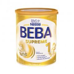 [1罐装]雀巢BEBA至尊版SUPREME奶粉 超高端婴幼儿奶粉1段