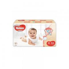 港版Huggies好奇 铂金装纸尿片 M码(6-11kg) 52片*3