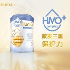 [1罐装]Wyeth惠氏港版启赋illuma HMO+婴幼儿奶粉3段 850g/罐